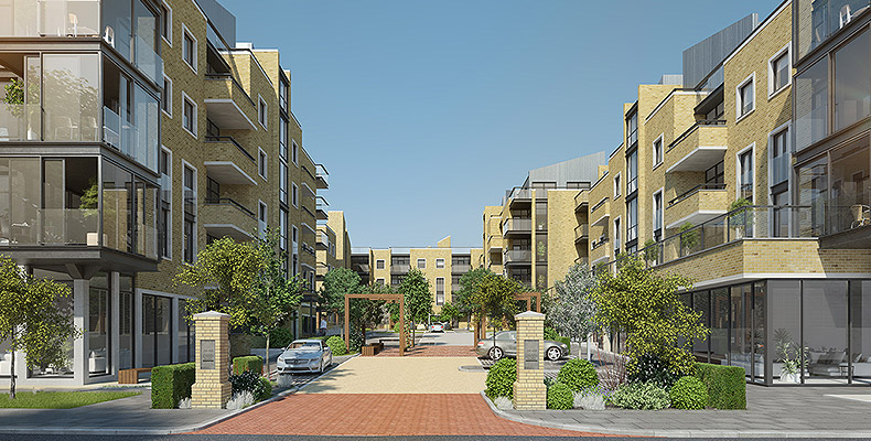 LONDON SQUARE ISLEWORTH 	LAST CHANCE TO BUY
