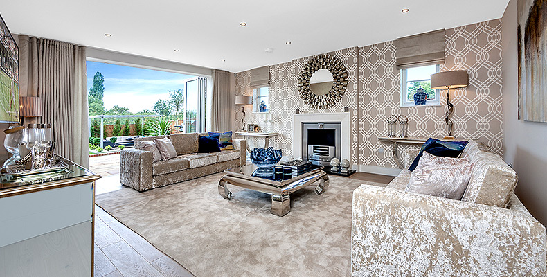 THE STUNNING KENSINGTON SHOW HOME 	OPEN DAILY