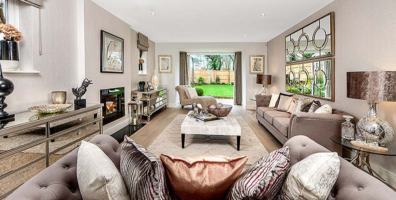 THE STUNNING EDWARDES SHOW HOME 	OPEN DAILY