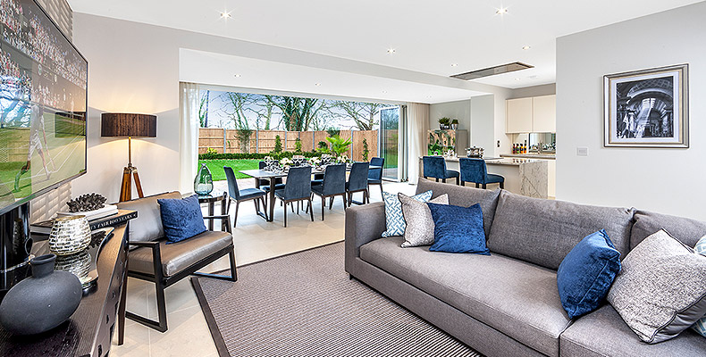 THE STUNNING PEMBROKE SHOW HOME 	OPEN DAILY