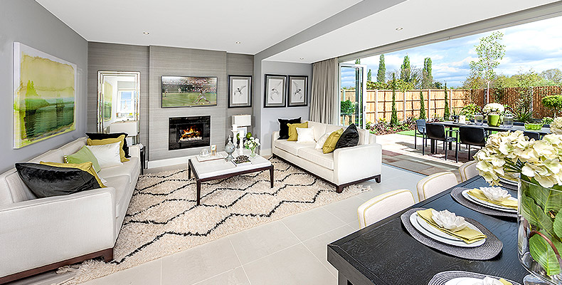 THE STUNNING WARWICK SHOW HOME 	OPEN DAILY
