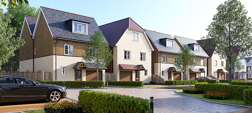 LONDON SQUARE CHIGWELL VILLAGE 	THE WARWICK SHOW HOME LAUNCHING SATURDAY 8TH APRIL, 11AM - 4PM