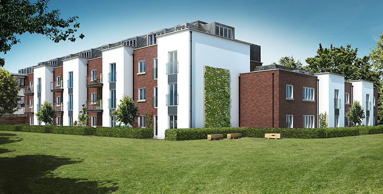 LONDON SQUARE EASTCOTE 	ONLY 3 APARTMENTS REMAINING