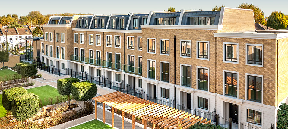 LONDON SQUARE FULHAM 	THE WYCOMBE SHOWHOME NOW OPEN