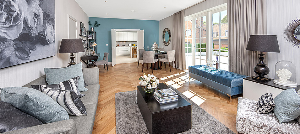 LONDON SQUARE HAYES, BR2 	BELGRAVE HOUSE SHOW APARTMENTS OPEN DAILY