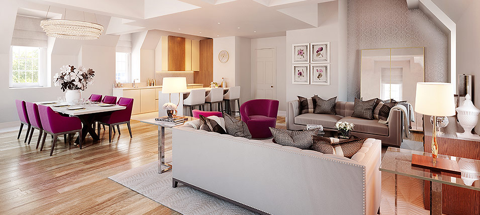 THE PENTHOUSE SHOW APARTMENT AT THE STAR AND GARTER 	LAUNCHING SATURDAY 11TH JUNE, 11AM-4PM