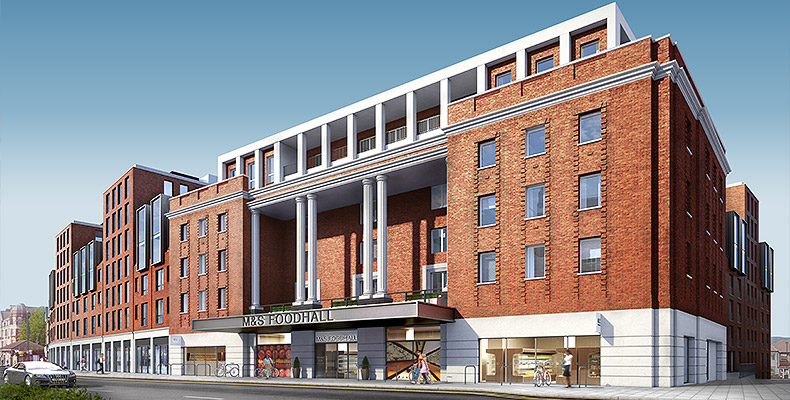 LONDON SQUARE STREATHAM HILL 	STUDIO, 1, 2 AND 3 BEDROOM APARTMENTS AVAILABLE