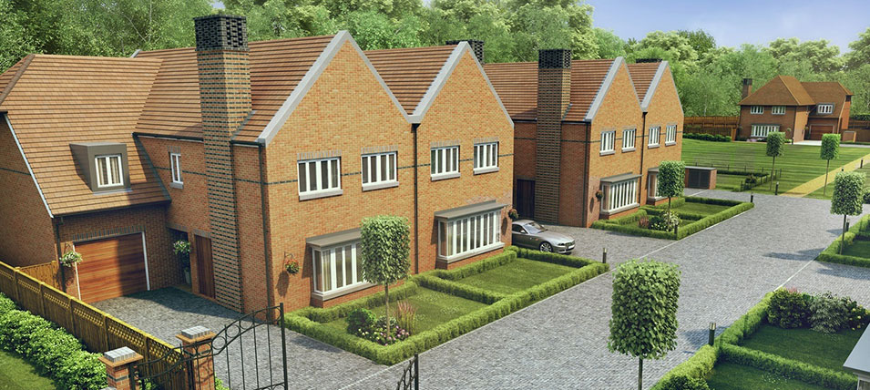 LONDON SQUARE HAYES, BR2 	STUNNING SHOW HOME AND SALES SUITE OPEN DAILY