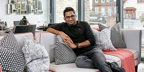 Suresh was attracted by the position and the impressive specification of his apartment
