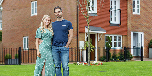 Buying in the suburbs is competitive – I was worried I would lose out on my dream house