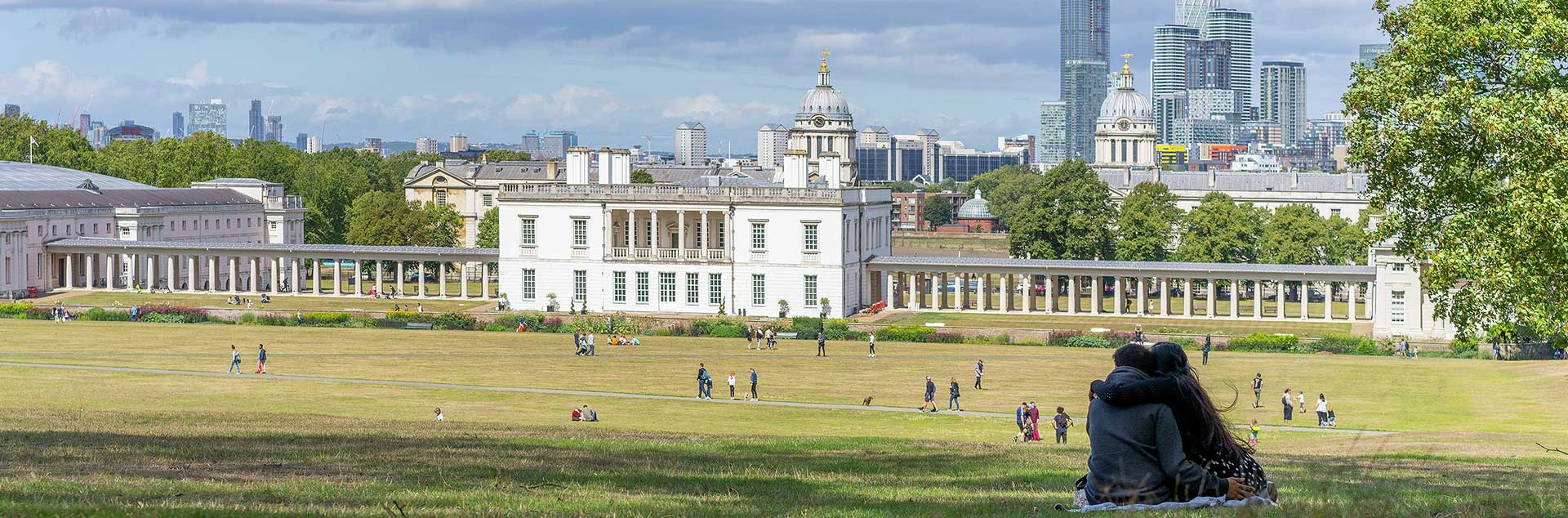Greenwich - Location