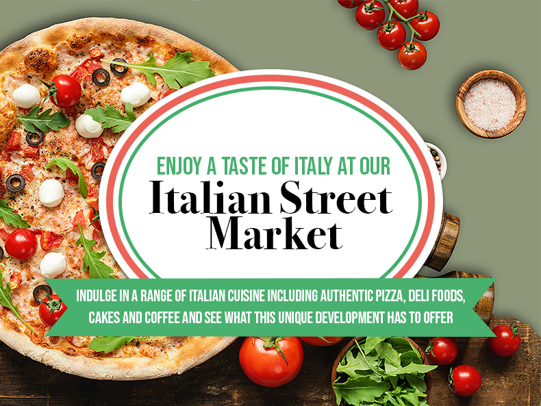 Staines upon Thames - Taste of Italy (08022020)