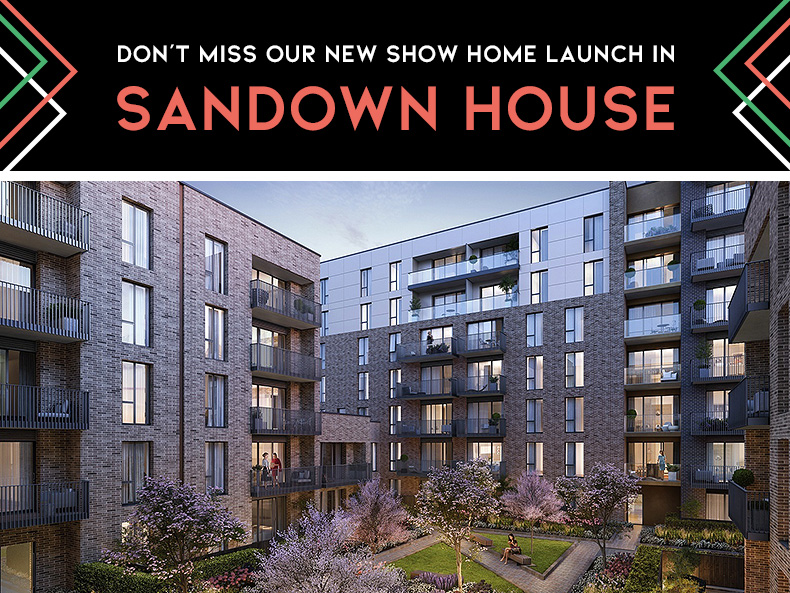 Staines upon Thames - Sandown House Show Home Launch (25072020)