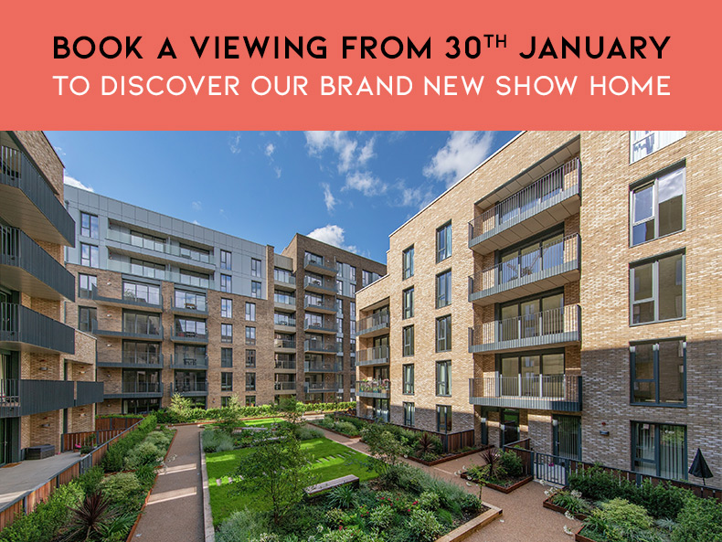 Staines upon Thames - Discover our Brand New Show Home (30012021)