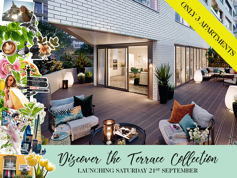Caledonian Road - Discover the Terrace Collection (21092019)