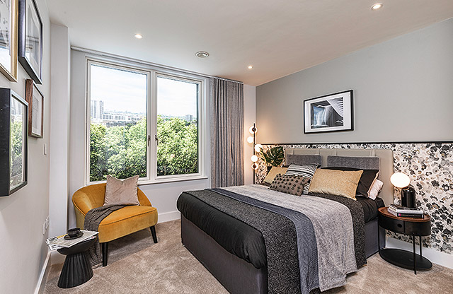 Caledonian Road - Two Bedroom Show Apartment