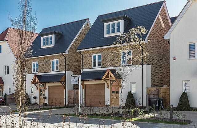 Chigwell Village - The Exteriors