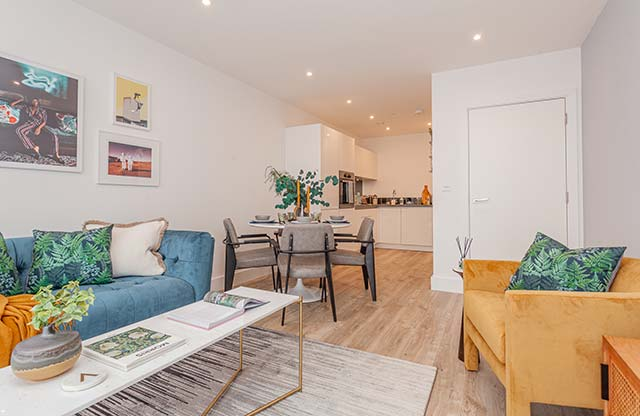 Staines upon Thames - Apartment A34