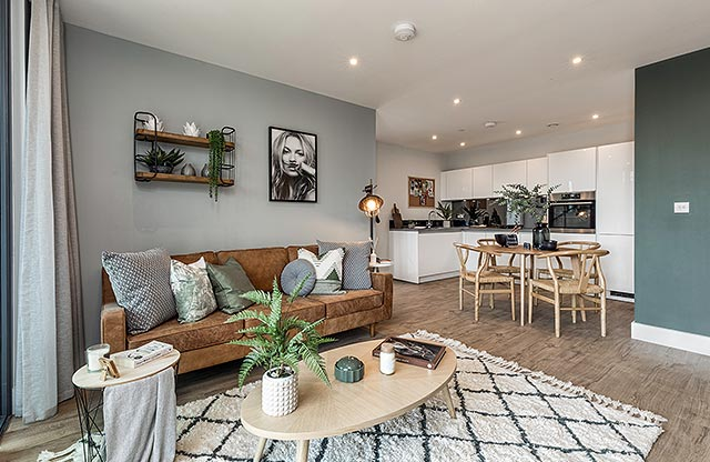 Staines upon Thames - Apartment C3