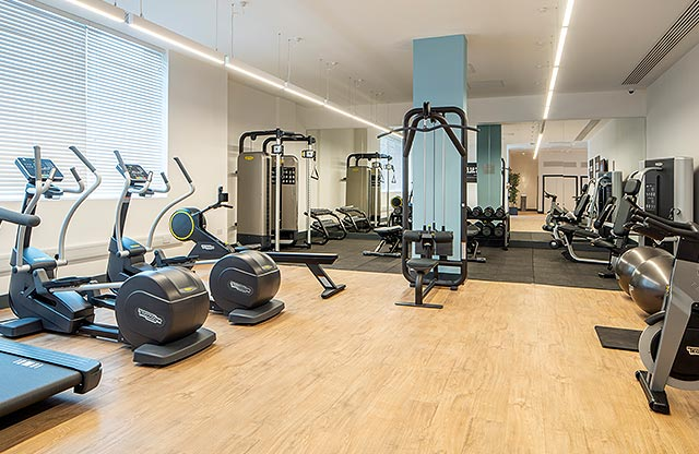 Staines upon Thames - Communal Gym