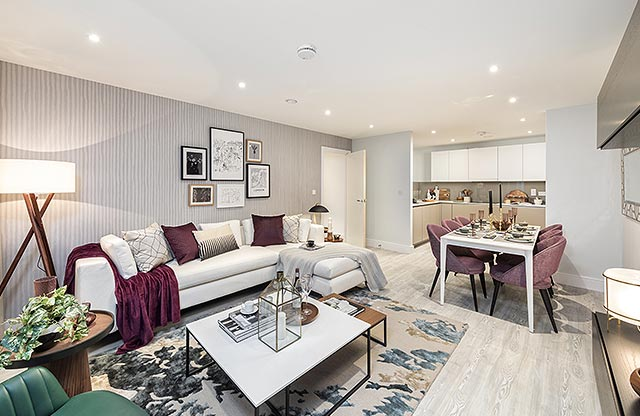 Streatham Hill - Show Apartment 53