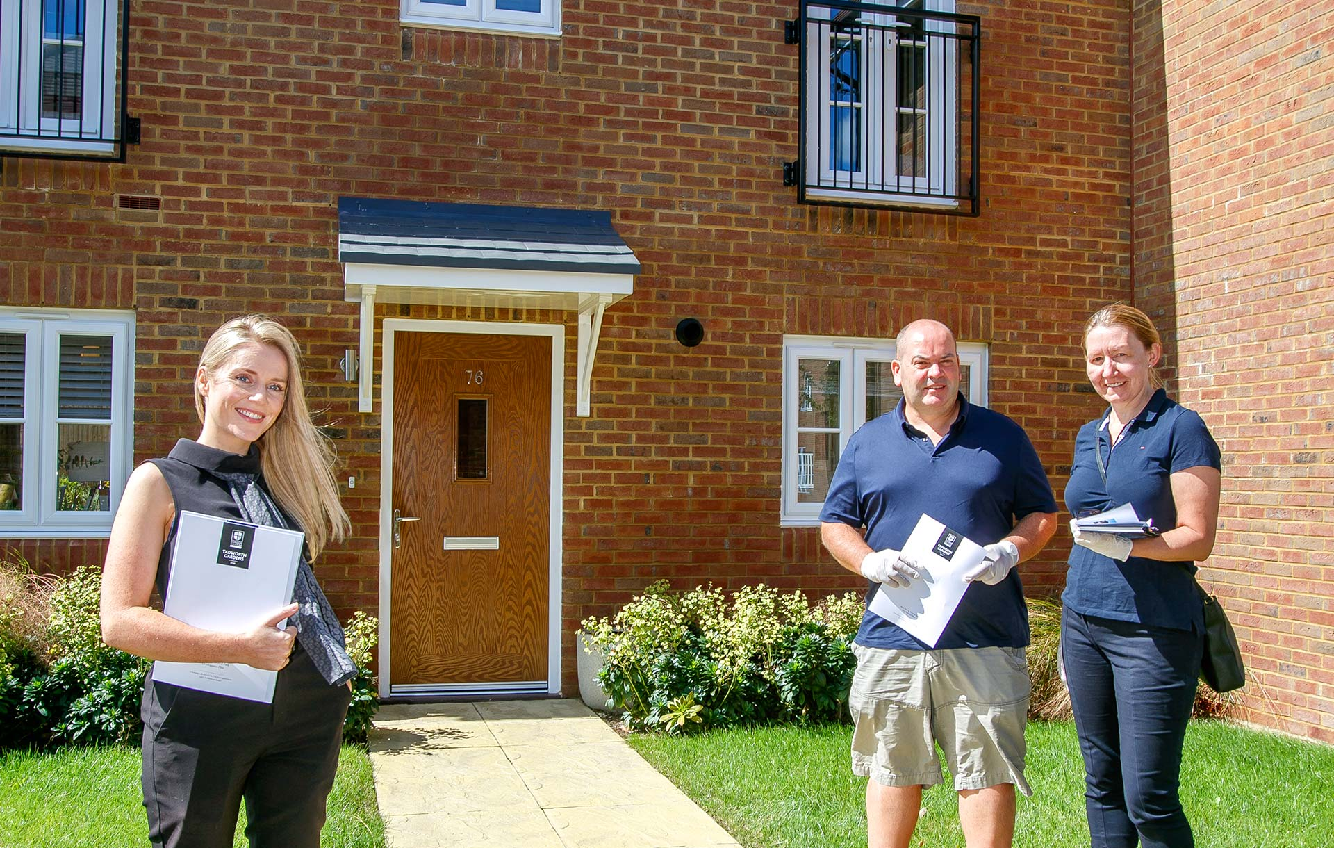 <p>Through using Help to Buy first time buyers can afford to buy a London Square home with only a 5% deposit.</p>