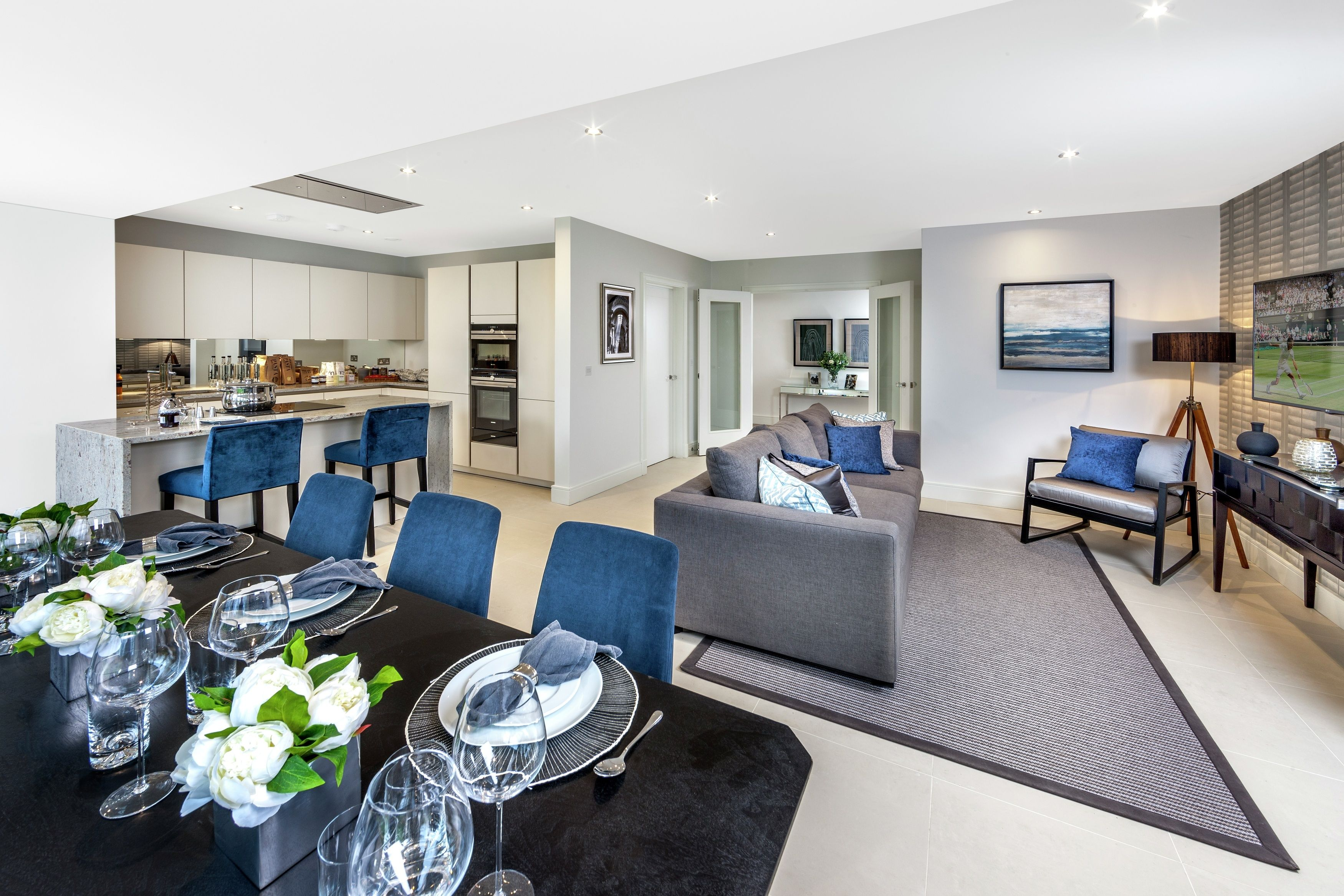 The Pembroke show home