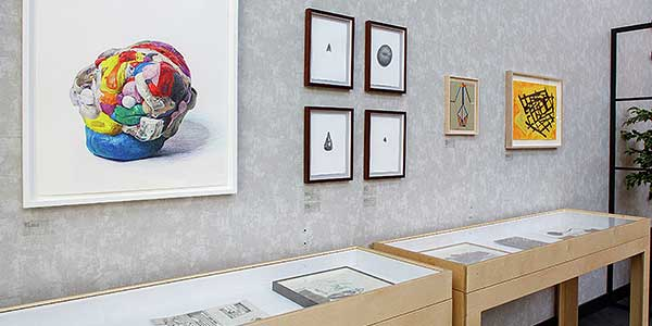 Drawing & Studio exhibition launches at London Square Bermondsey