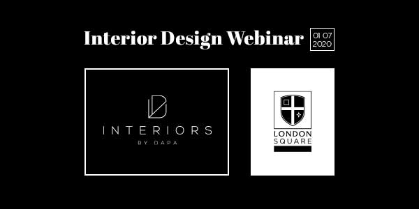 London Square Intelligence presents Interior Design Webinar