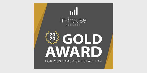 Gold Award for London Square for Customer Satisfaction