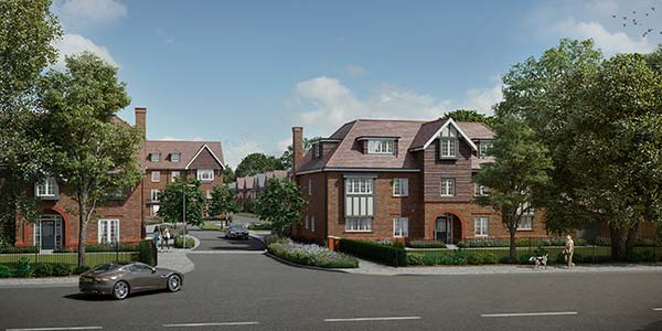 Unprecedented demand from buyers ahead of launch of London Square's new neighbourhood in commuter Surrey