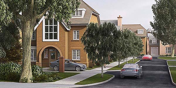 London Square green light for new neighbourhood in Walton-on-Thames
