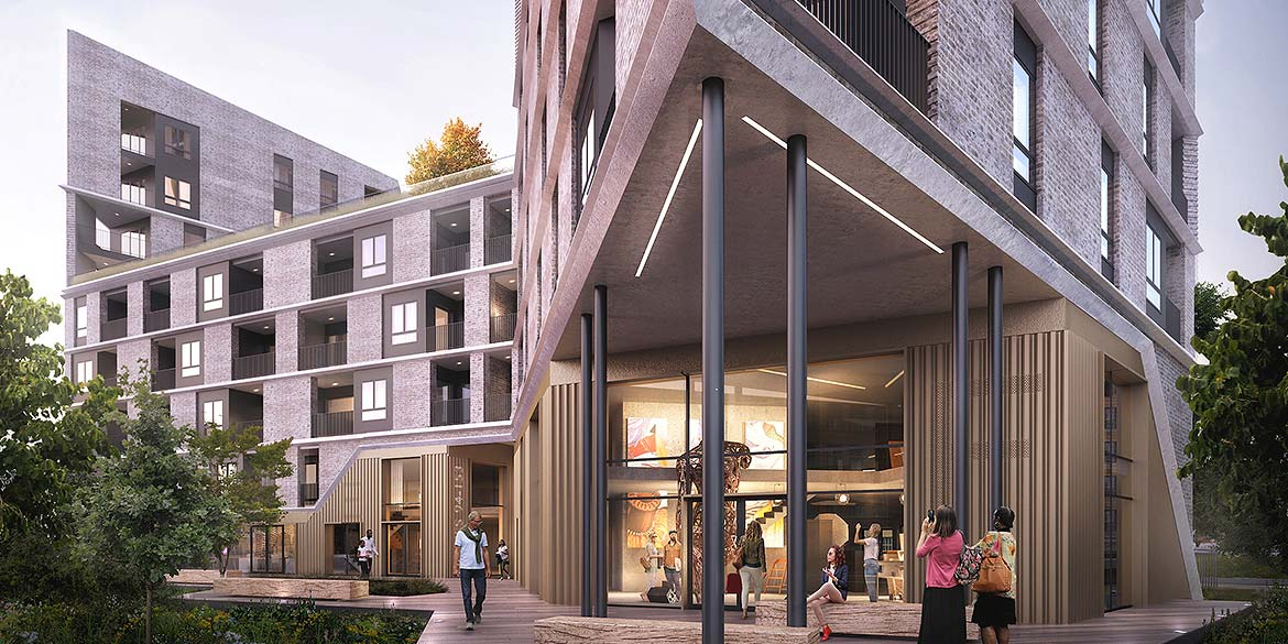London Square launches Square Roots affordable arm - sealing first site deal with Federated Hermes resi platform Hestia