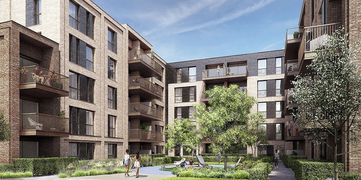 London Square and Clarion Housing Group partner in £90m deal to deliver 100 per cent affordable homes