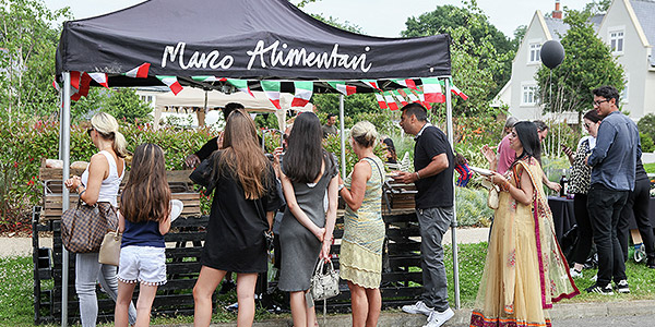 A successful Taste of Italy at London Square Chigwell Village