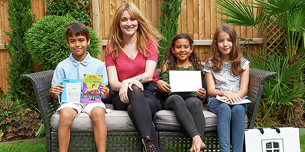 Young Writers impress in London Square Competition marking International Literacy Day