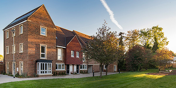 London Square Orpington now 50 percent sold